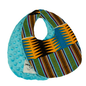 Chimalsi | baby bib with velcro fastening - Muffin Sisters