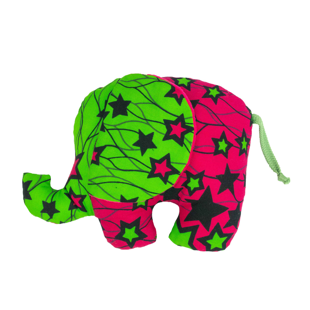 Dalila II | soft elephant toy - Muffin Sisters