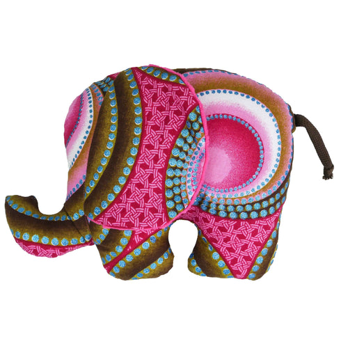 Morowa | soft elephant toy - Muffin Sisters
