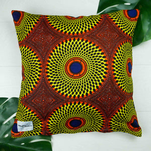 Ankara print pillow case - Muffin Sisters
