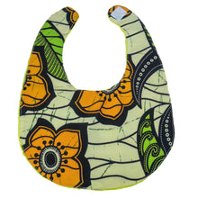 Load image into Gallery viewer, Zahir | Baby bib with velcro fastening - Muffin Sisters