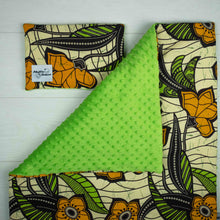 Load image into Gallery viewer, Zahir |  Toddler blanket & pillow set - Muffin Sisters