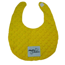 Load image into Gallery viewer, Mugasa | Baby bib with velcro fastening - Muffin Sisters