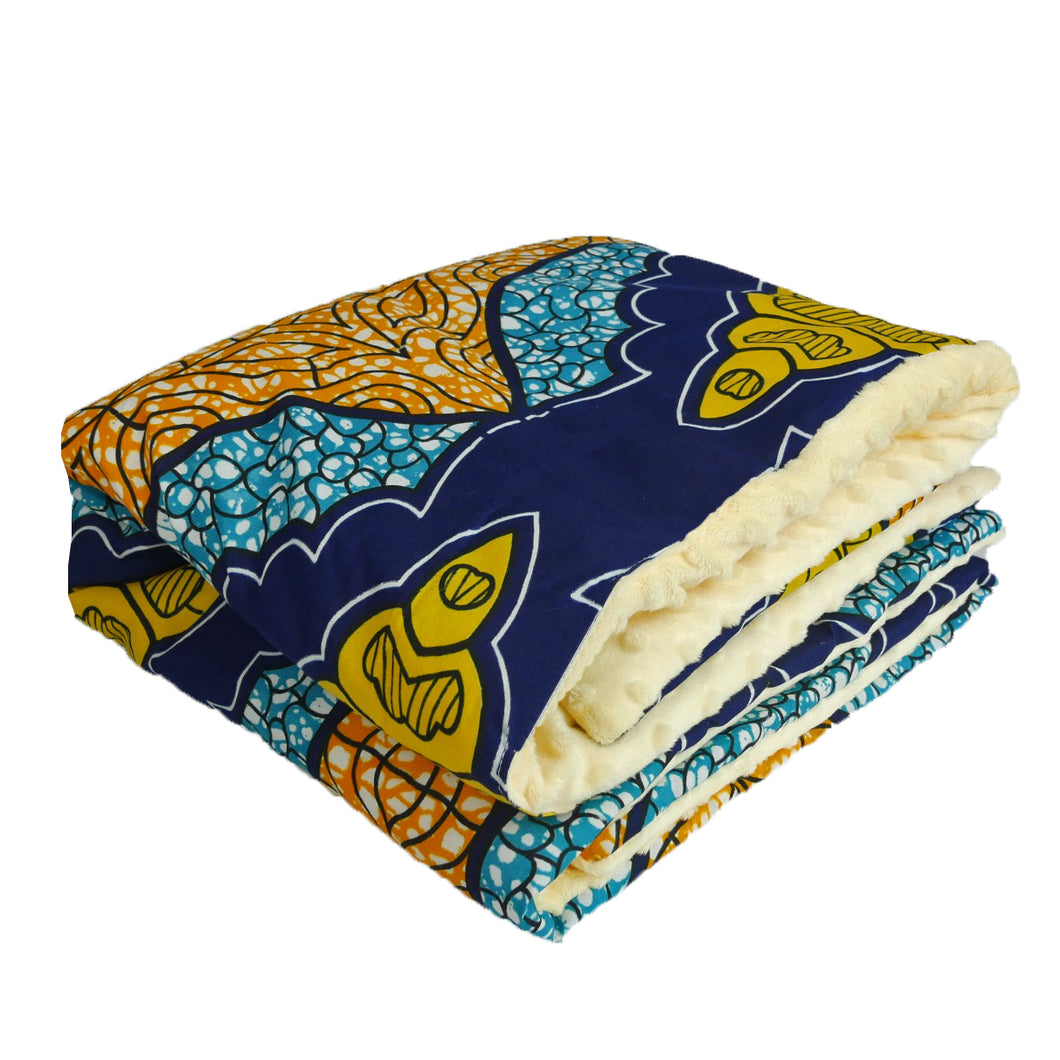 Amma |  TODDLER baby blanket & pillow set - Muffin Sisters