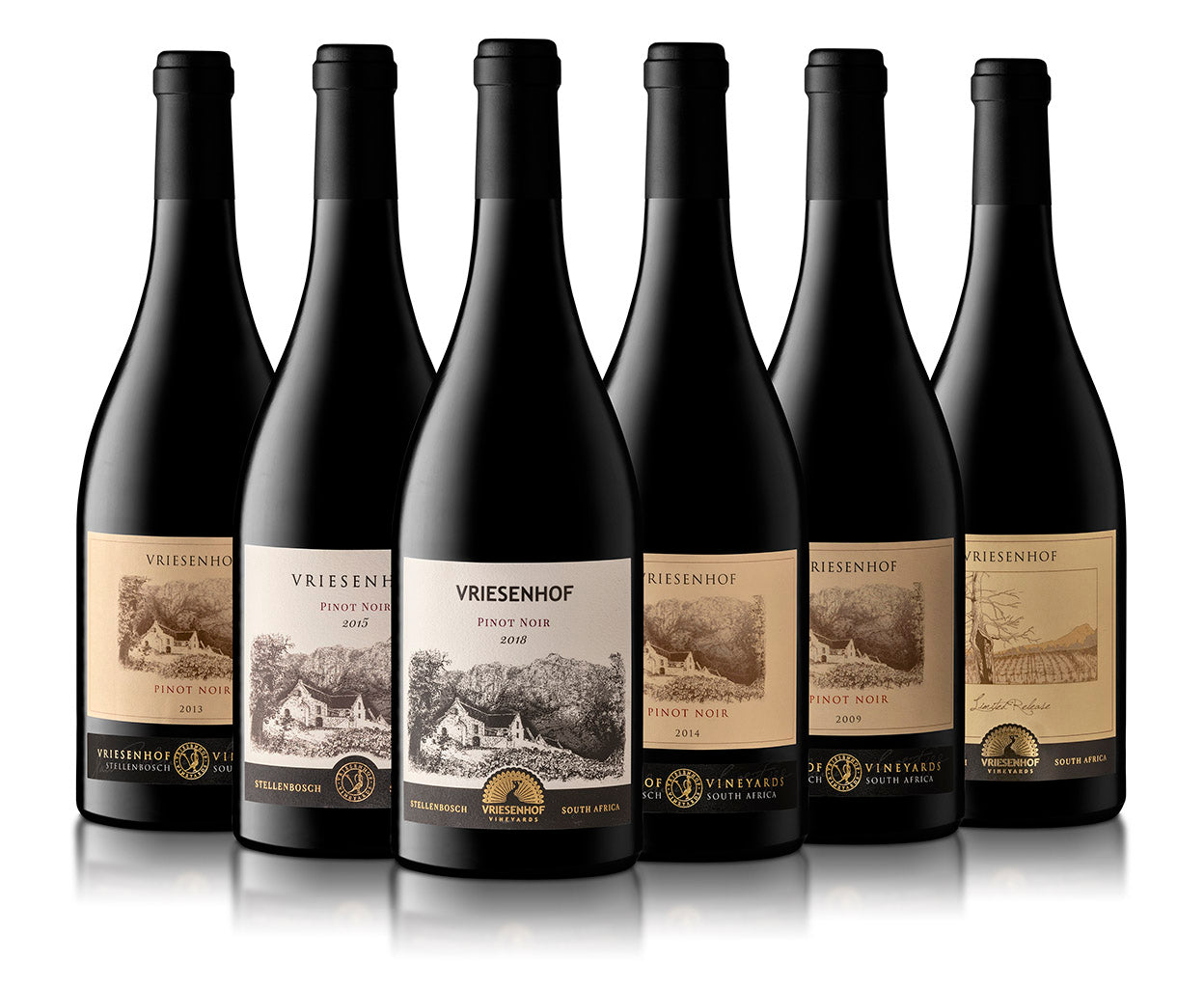 Pinot Noir Vintage Selection (12 bottles)