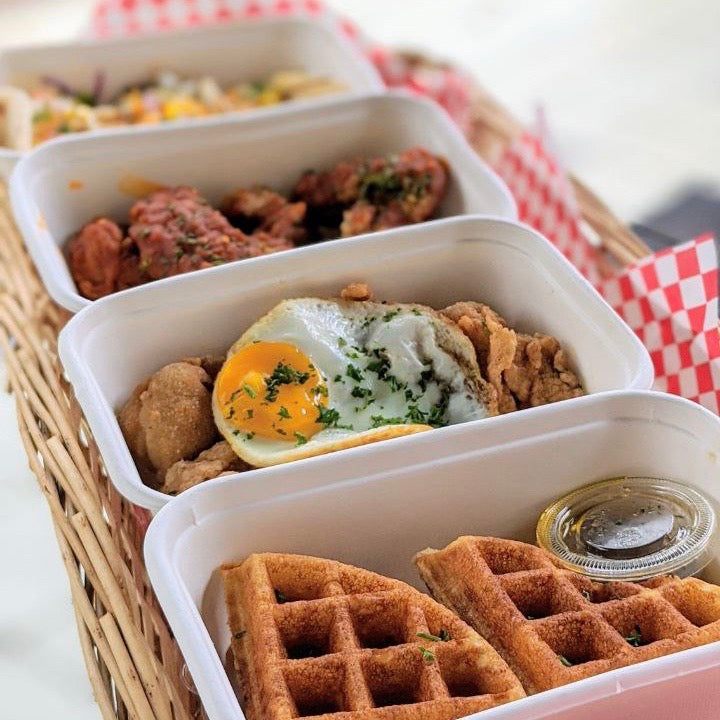 Family Style Picnic Basket (4 pax)