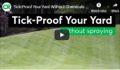 Tickproof Your Yard Without Spraying