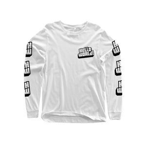 Limited Long Sleeve HelloWorld T Shirt