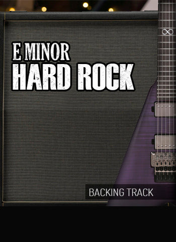 Backing Track - Hard Rock