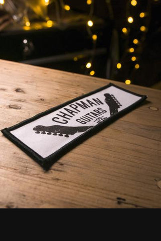 Logo Patch - Rectangle