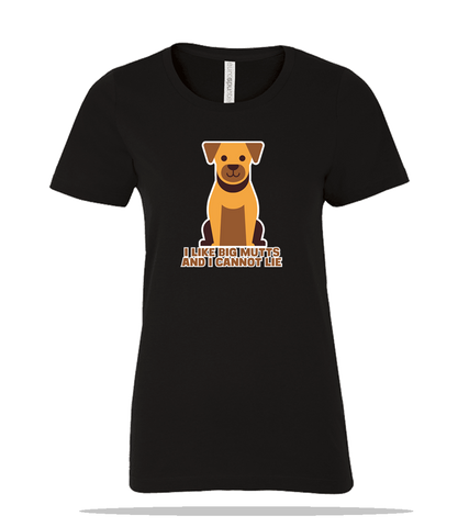 Big Mutts Ladies Tee