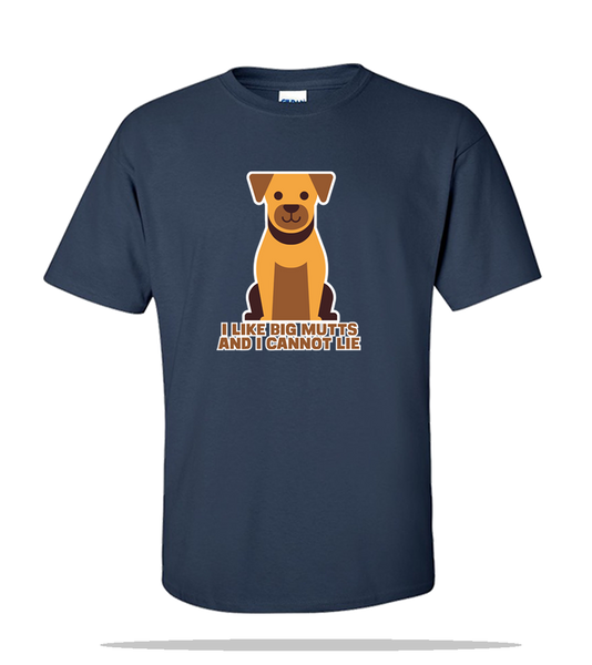 Big Mutts Unisex Tee