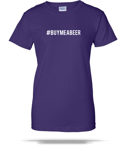 Buy Me A Beer Ladies Tee
