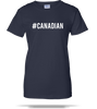 Canadian Ladies Tee