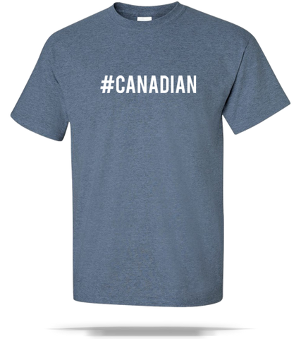 Canadian Unisex Tee - Splashing T-Shirts