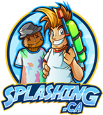Splashing Tees