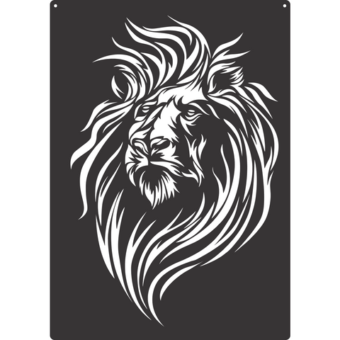 Lion Home Decor God Is Not Dead He's Roaring Like A Lion