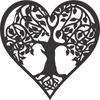 Tree Of Life Heart