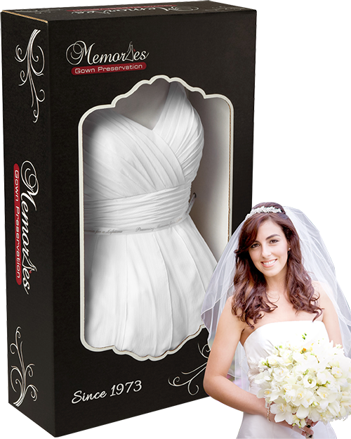 Platinum Wedding Dress Preservation Kit