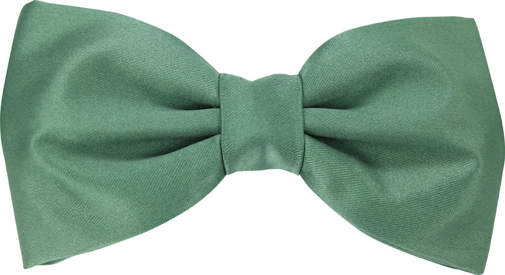 Leaf Green Bow Tie