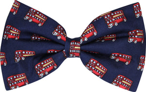 London Buses Novelty Bow Tie