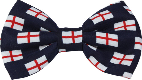 England Flags Novelty Bow Tie