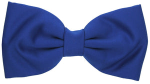 Royal Blue Bow Tie