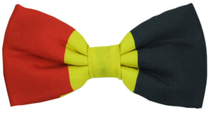 German Colours Novelty Bow Tie