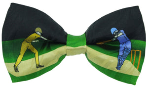 Cricket Novelty Bow Tie