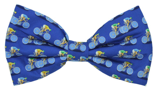 Cycling Novelty Bow Tie