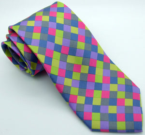 Bright Diamonds Tie