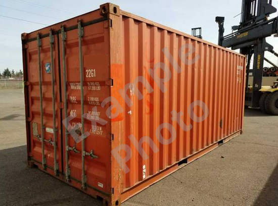 Buy Shipping Containers in Portland Oregon