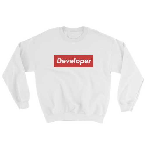 Supreme Developer Pullover
