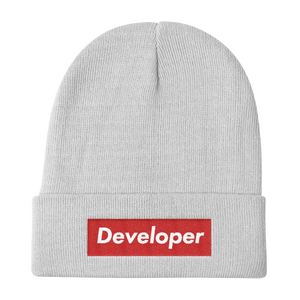 Supreme Developer Beanie