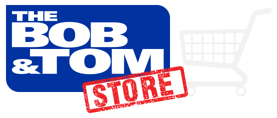 The Bob & Tom Store  logo