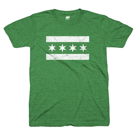 chirish chicago flag shirt