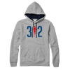 312 Chicago Running Lightweight Hoodie - Women