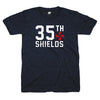 35th and Shields pinwheel shirt | South Side t shirt | Bandwagon Champs