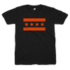 Chicago Flag Halloween shirt | Bandwagon Champs