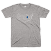 Blue Illinois USA shirt | Bandwagon Champs