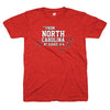 From North Carolina Chicago basketball t shirt | Bandwagon Champs