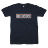 Chicago blue and orange t shirt | Bandwagon Champs