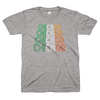 Chirish Chicago St Patricks Day men's tshirt