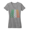 Chicago Chi-rish St Patricks Day womens shirt