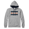 Chicago Flag lightweight sweatshirt blue and orange Bandwagon Champs