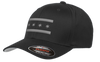 Chicago Flag hat black and gray Bandwagon Champs