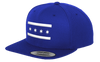 Chicago Flag Snapback Hat - Blue and White