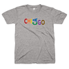 Chicago pride rainbow t-shirt | Gay Pride shirt | Bandwagon Champs