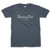 Chicago Running Club marathon men's t shirt | Bandwagon Champs