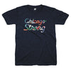 Chicago Strong blue Hawaiian shirt | Bandwagon Champs